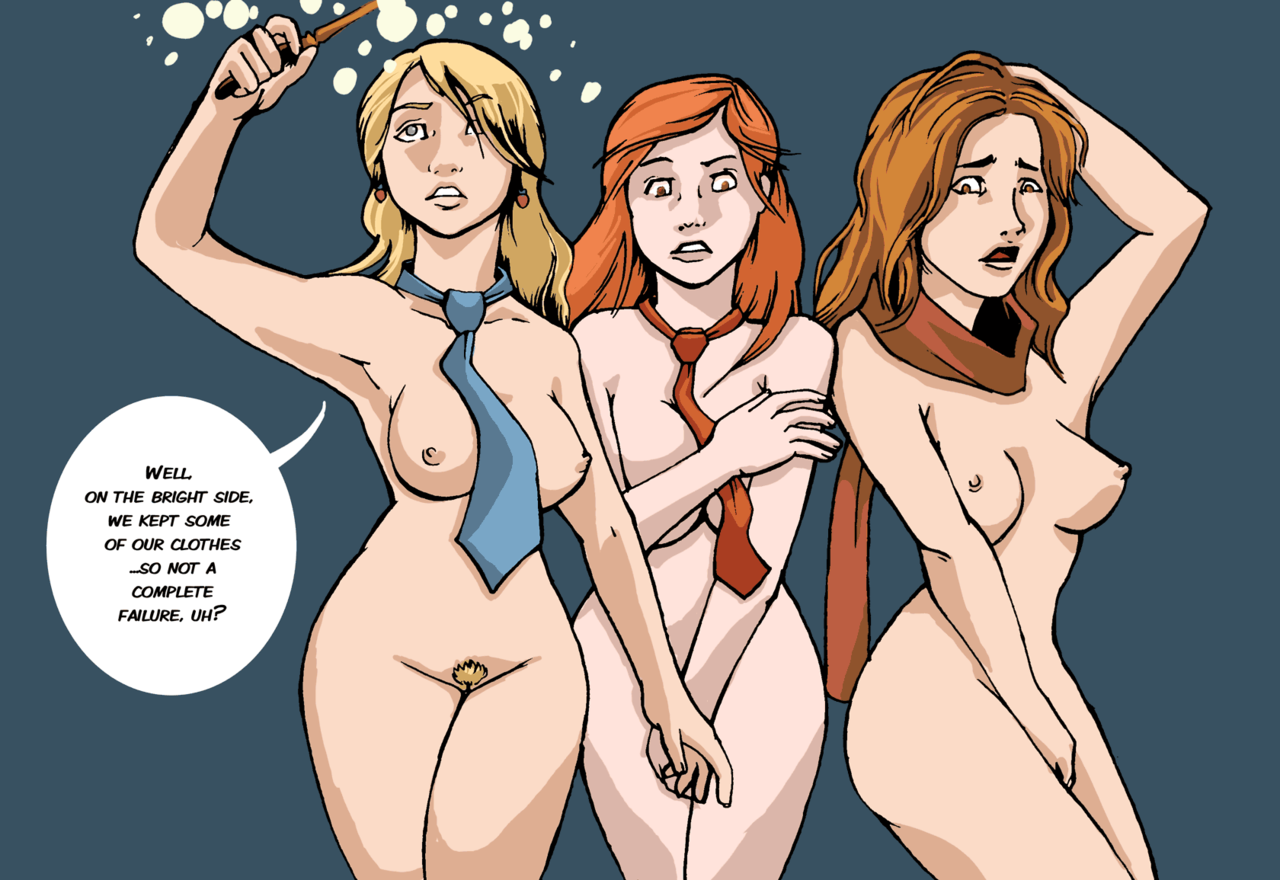 Harry potter fan art naked nsfw photo