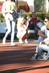 street candid, ricas hembras hermosas OOPS descuidos!  Ct24sj0m012x