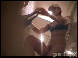 peeping-eyes TO-0124 ビーチバレーの妖精 浅尾○和 全裸着替え