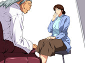 [Junk Center Kameyoko Bldg] Okaasan Mitsuko In the Stirrups of the Gynecologist Clinic